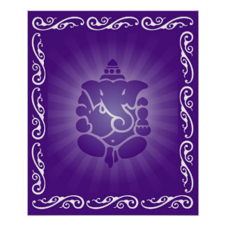 Ganesha Design Posters