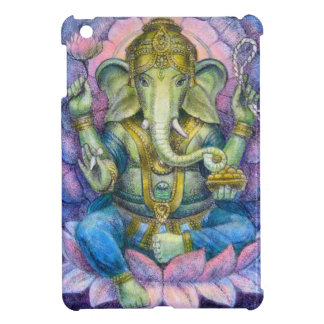 Ganesha Elephant Buddha Art iPad Mini Case