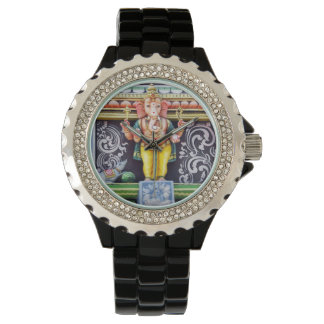 Ganesha God Statue watches