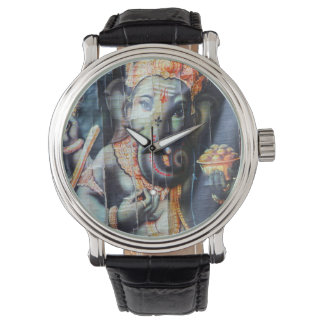 Ganesha Hindu elephant god of success Watch