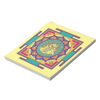 Ganesha Mandala Notepads