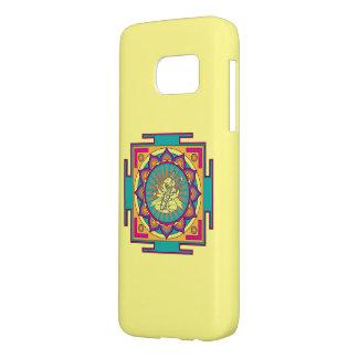 Ganesha Mandala Samsung Galaxy S7 Case