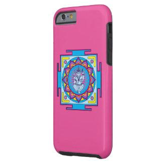 Ganesha Mandala Tough iPhone 6 Case