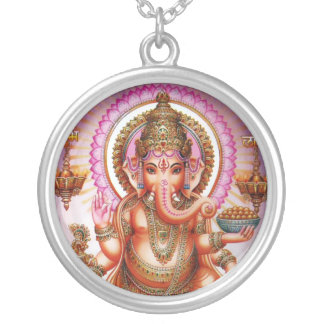 Ganesha Necklace #7