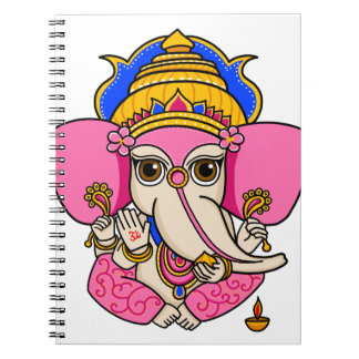 Ganesha Notebook