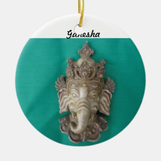Ganesha Opening Tree Ornament