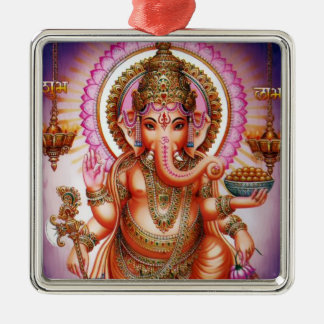 Ganesha Ornament #7