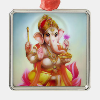 Ganesha Ornament - Version 10