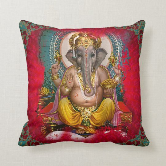 Ganesha - Pillow