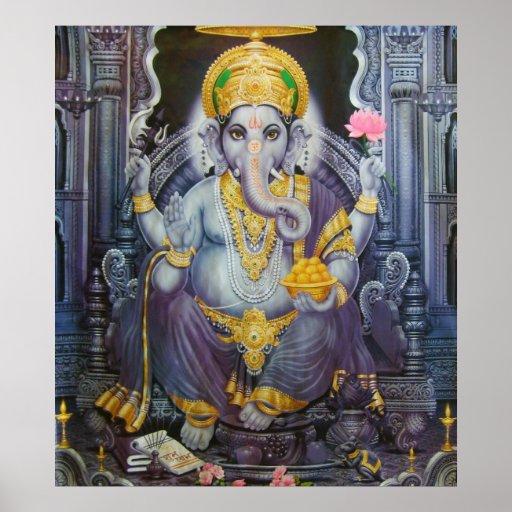Ganesha Print