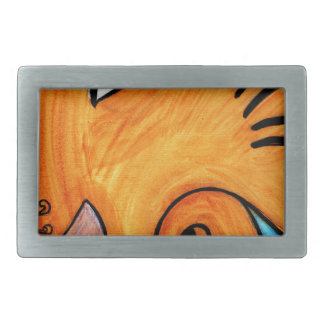 Ganesha Rectangular Belt Buckles