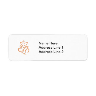 Ganesha Return Address Label