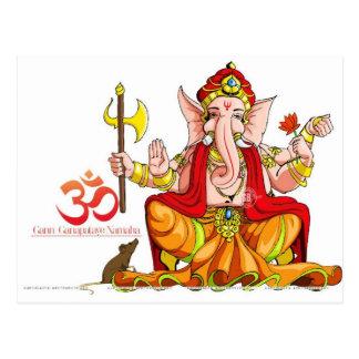 Ganeshji Postcard