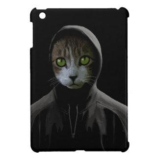 Gangsta cat iPad mini cover