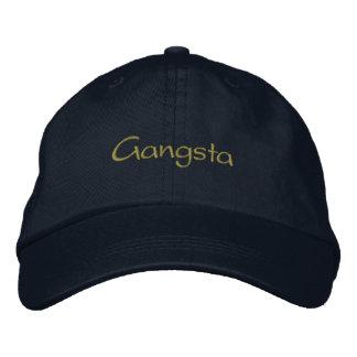 Gangsta Embroidered Hat