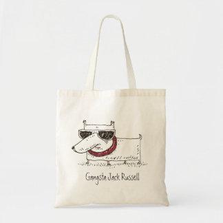 Gangsta fun dog Jack Russell Terrier