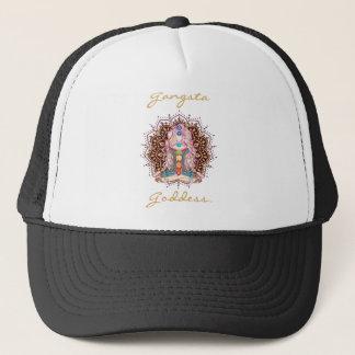 Gangsta Goddess - Chakra Trucker Hat