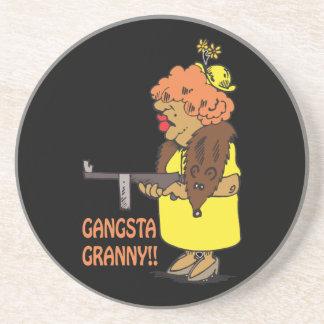 Gangsta Granny Coaster