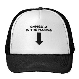 GANGSTA IN THE MAKING.png Trucker Hat