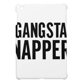 Gangsta Napper iPad Mini Covers