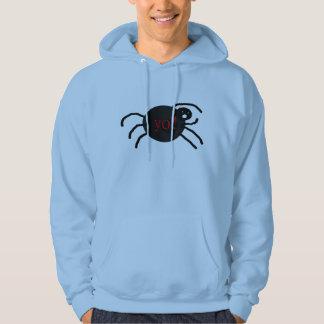 gangsta spider hoodies
