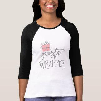 Gangsta Wrapper Christmas T-Shirt