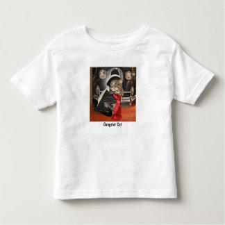 Gangster Cat Toddler T-shirt