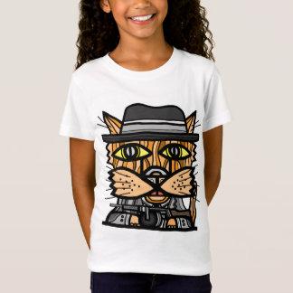 """""""Gangster"""" Girls' Fine Jersey T-Shirt"""