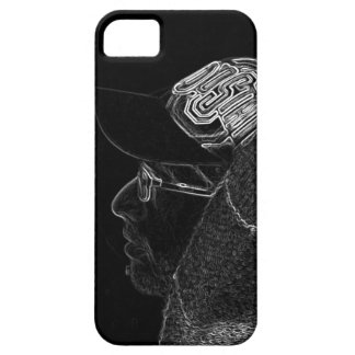 gangster in the dark iPhone 5 covers