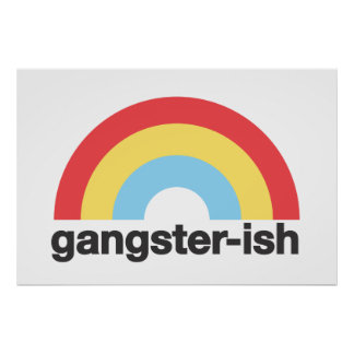 Gangster-ish Poster