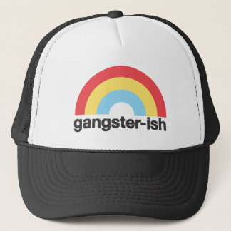 Gangster-ish Trucker Hat