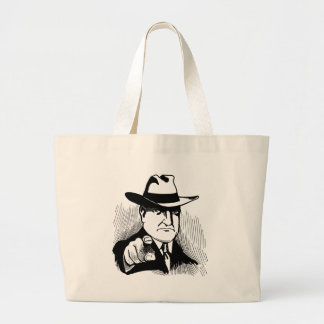Gangster Large Tote Bag