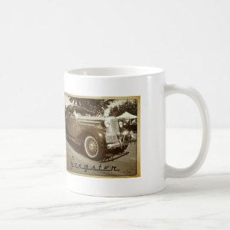 Gangster Mafia Mobster Lowrider Bomb Car Mug
