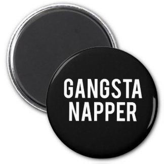 Gangster Napper Magnet
