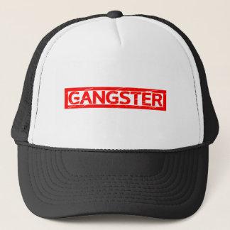 Gangster Stamp Trucker Hat