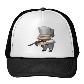 Gangster Trucker Hat