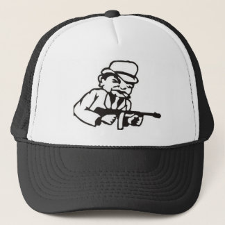 Gangster Trucker Hat