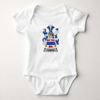 Gannon Family Crest Baby Bodysuit