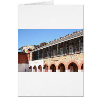 Gaol, Adelaide, South Australia 2 Card
