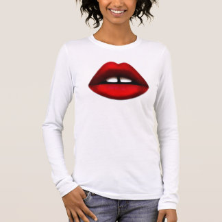 Gapped toothed girl T-shirt