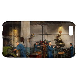 Garage - Mechanic - The overhaul 1919 Cover For iPhone 5C