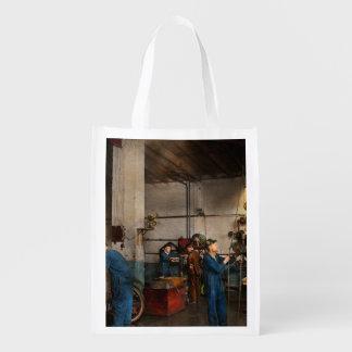 Garage - Mechanic - The overhaul 1919 Reusable Grocery Bag