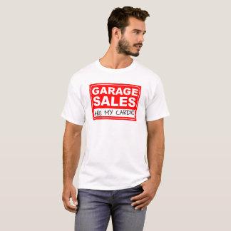 Garage Sale Cardio Tshirt