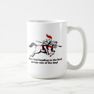 Garage Sale Charge Funny Mug