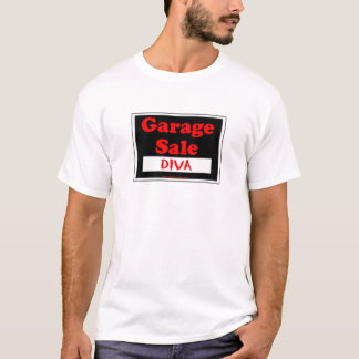 Garage Sale Diva T-Shirt