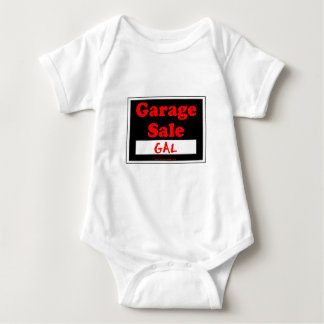 Garage Sale Gal Baby Bodysuit