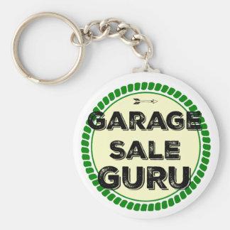 Garage Sale Guru Keychain