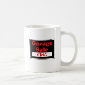 Garage Sale King Coffee Mug