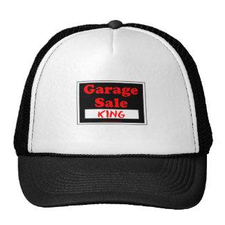 Garage Sale King Mesh Hats