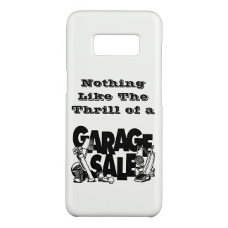 Garage Sale Phone Case
